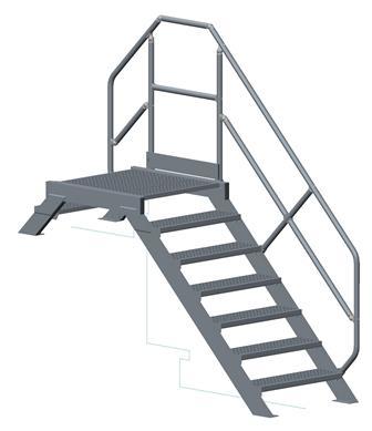 Overbrugging bij dakopbouw