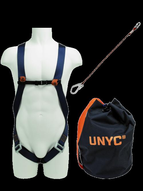 UNYC Basis valbeveiligingset voor hoogwerkers